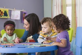 Day care workers must be diligent with their own health.