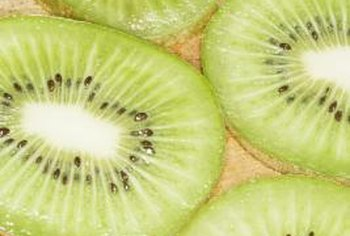 There are over 50 kiwi species that can be trained into trees.