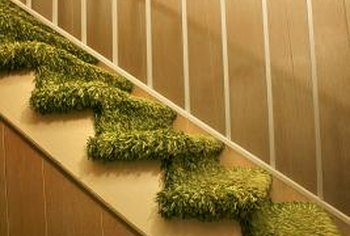 Ugly carpeting can ruin the look of your home.
