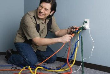 Installing a new outlet is safer than overloading an existing one.