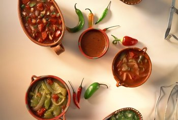 Experiment with different types of salsa in your diet.
