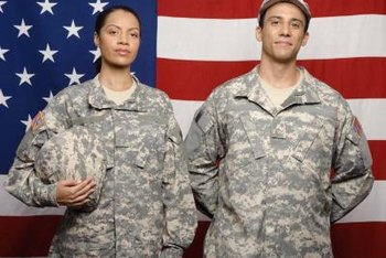 The United States military offers prospective recruits opportunities to enlist in their late thirties.