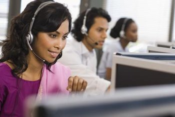More than 2.1 million people work in U.S. call centers.