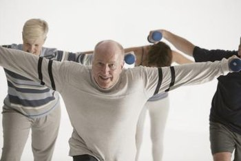 A strong upper back can help seniors maintain good posture and prevent injuries.