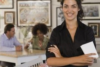 Get a waitress job with your personality and ability to build a following of regular customers.