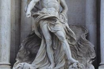 In Greek mythology, Poseidon is god of the sea.