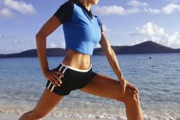 Lunges are a versatile knee-dominant exercise.