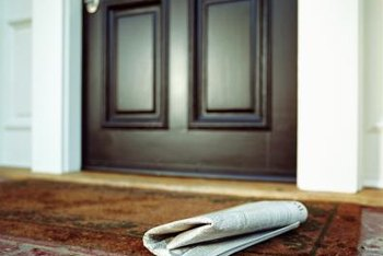 Fix rotten doorsills with a laminated oak replacement.