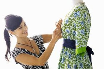 A fashion designer has plenty of options for career growth.