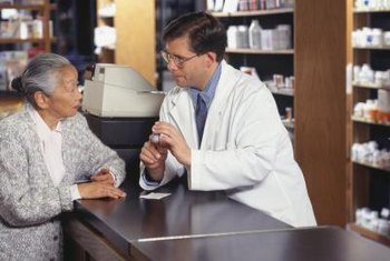 Choose the size of pharmaceutical firm for which you want to work.