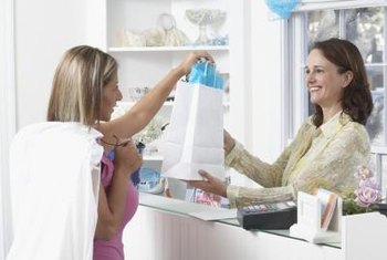 Keep customers smiling with prompt attention to their needs.