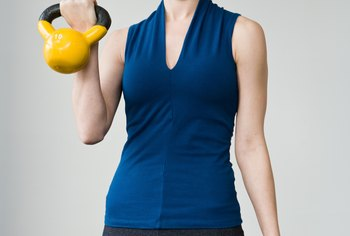 There are ways to get your swing on other than using a kettlebell.