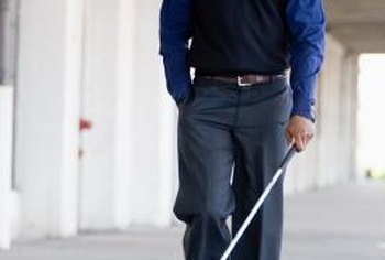 Visually impaired people are vital contributors to the labor force.