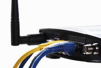 Often, the problem lies not with the wireless router, but with the modem or line.