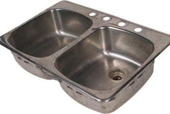 Both companies make drop-in and undermount sink models.