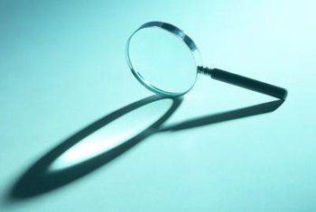 Detectives, whether police officers or private eyes, must collect clues to help resolve cases.