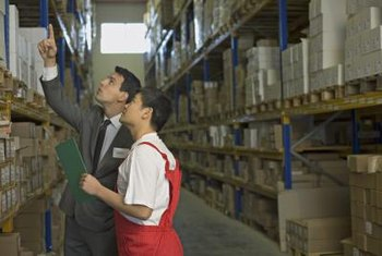 A warehouse worker's resume should contain industry-specific information.
