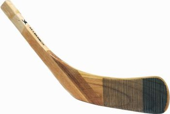 Mulberry wood is used to make hockey sticks.