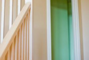 A new bedroom door can muffle unwanted noise.
