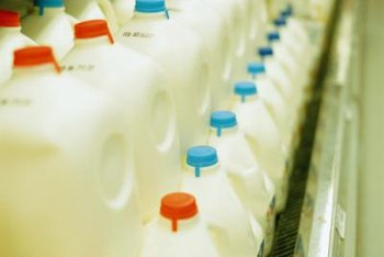 Audits are designed to keep milk products safe.