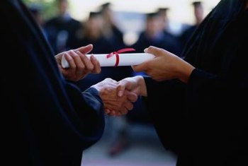 Pursuing a graduate degree requires a great personal commitment.