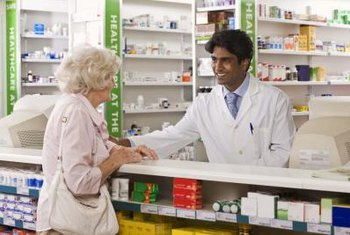 Pharmacists typically spend five to 10 years learning their occupation.