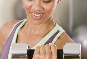 Weight training may sometimes cause initial weight gain, but you will experience both short- and long-term benefits.