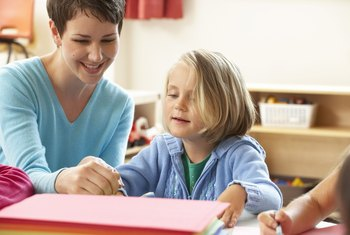 A special education teacher must have high expectations for every child.