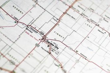 No more paper maps -- automated planning tools map out your sales route.