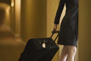Hotel night auditor procedures can include guest check-in.