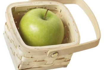Granny Smith apples are firm and tart, two apple qualities ideal for drying.