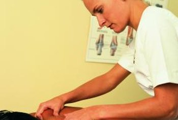 You can use your massage therapy training to help athletes stay in peak condition.