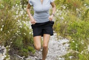 Running hills outside improves coordination, driving you toward your fitness goals.