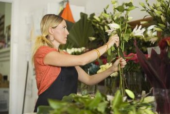 Florists need a combination of design skills and business savvy to succeed in retail.