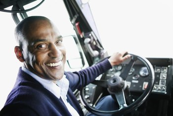 Greyhound bus driver training takes six weeks to complete.