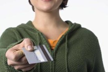 Credit card transactions relieve pressure to collect on credit purchases.