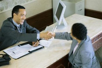 Accounts payable experience can qualify you for entry-level banking jobs.