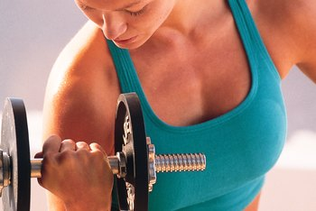Lifting weights helps you build muscle, but burns calories slowly.
