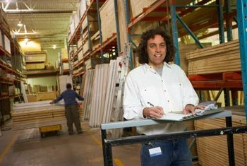 Companies must maintain accurate records of their inventory.