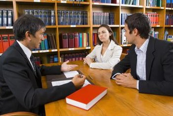 Clients often request that a partner be assigned to their cases.