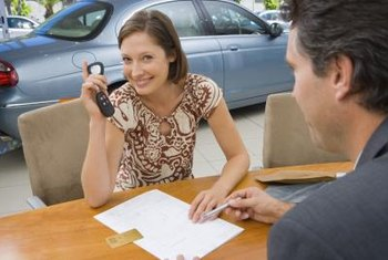 A car sales agreement is a product sale agreement.