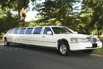 With a limousine, your customers can travel in style.