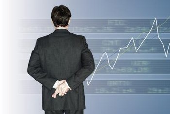 Stock brokers make recommendations based on market research.