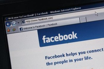 Change your password if you think someone else has gained access to your Facebook account.
