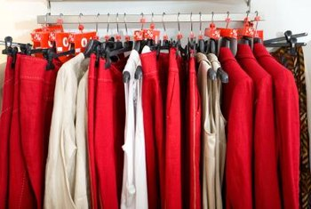 Inexpensive clothing is worn a few times and discarded, creating a surplus of vintage clothing to recycle.