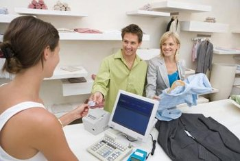 Many cash registers may be connected only through a computer.