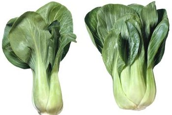 Bok choy is often used in stir-fries and other Asian dishes.