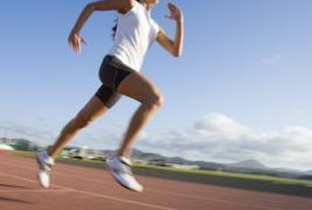 Improve your speed with sprints, plyometrics and weight training.