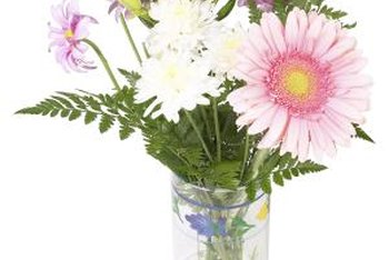 Keep cut flowers in the refrigerator overnight to extend their vase life.