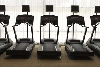 Incline and sprint training are both ideally done on a treadmill.